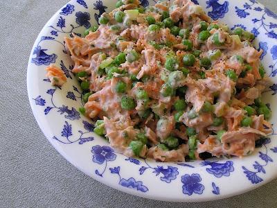 Tuna and Pea Salad