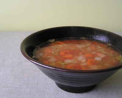 Dad's Bean Soup