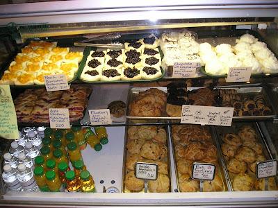 Owen Sound Farmers Market Pastries