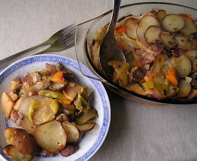 Seasonal Ontario Food: Lancashire Hot-Pot