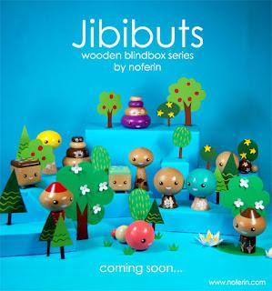 Jibibuts by Noferin