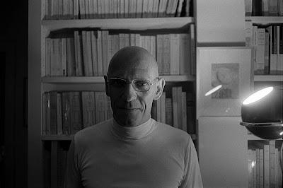 Michel Foucault (photo copyright Buffalo Report, Inc.)