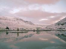 Min lilla fjord på Island...