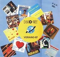 DISCO KEY VERANO 87 (1987)