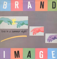 Cover Album of BRAND IMAGE - Love In A Summer Night (1985)