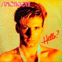 Cover Album of SIMONCIONI - Hello (1986)