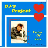 DJ'S PROJECT - Vision Of Love (1987)