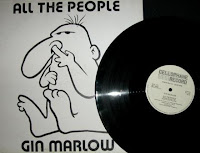 GIN MARLOW - All The People (1983)