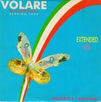 ROSARIO E I GIAGUARI - Nel Blu Dipinto Di Blu (Volare Version 1989) (1989)