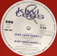 KIWI & TESS - Give Your Heart (1989)
