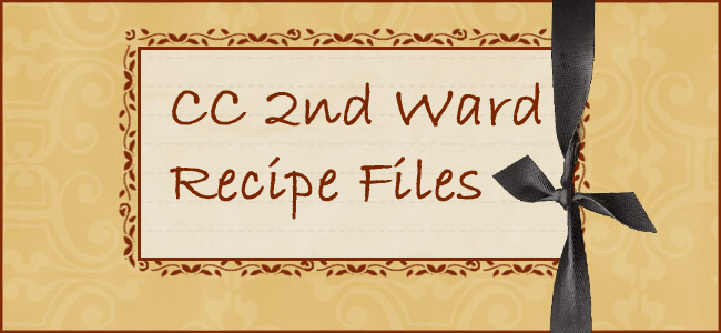 CC2 Recipes