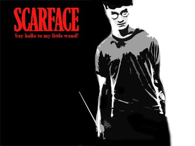 Mashup: Harry Potter - Scarface