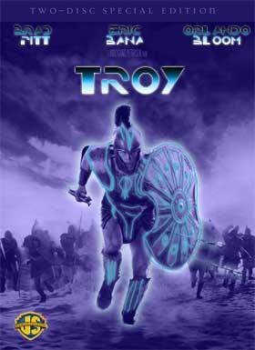 Mashup: Troy - Tron