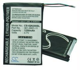 how to change garmin nuvi 255w battery