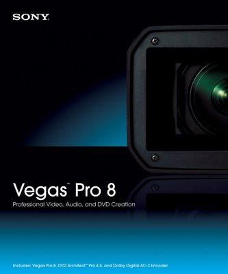 SONY Vegas PRO 10 + Keygen