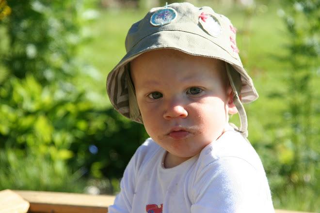 Alexander barnebarnet mitt