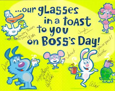 #5 Happy Boss Wallpaper