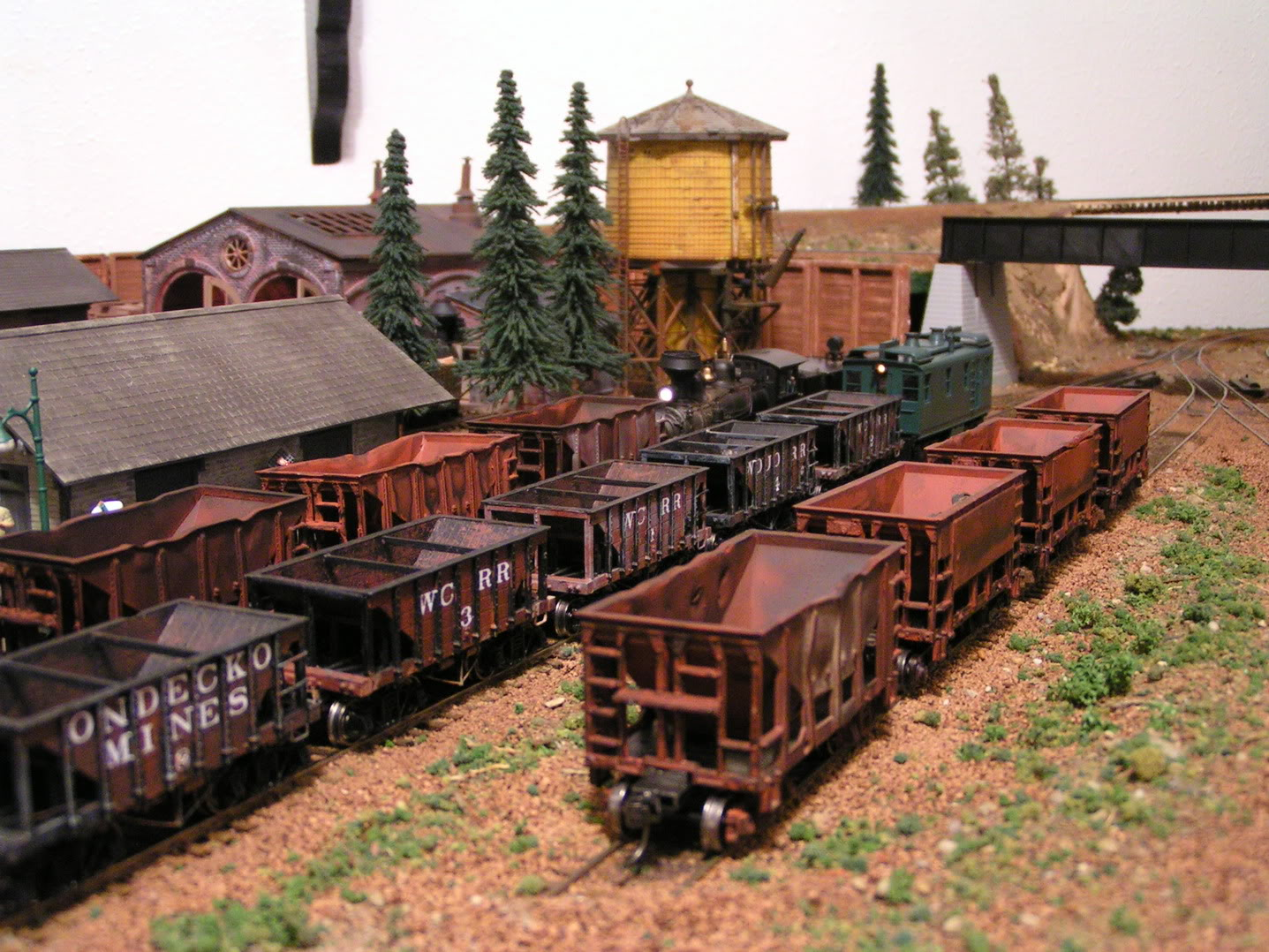 The Wolf Praire Railroad