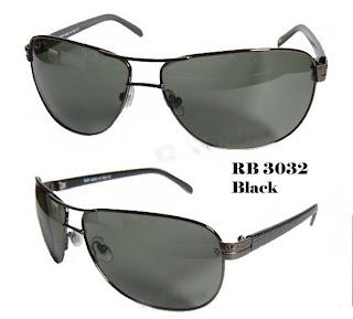 All Black Aviators