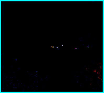 UFOs Over Islington