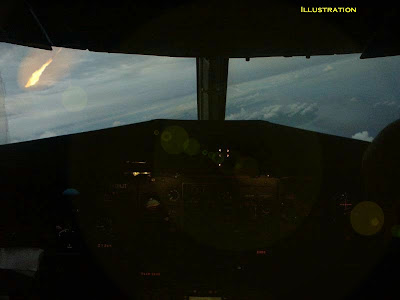 UFO Over India 3-5-07
