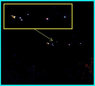 UFOs Over Islington (Crpd)
