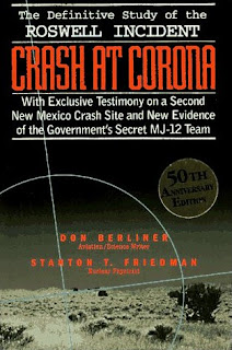 Crash at Corona (Book Cover)