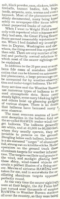 What You Can Believe About Flying Saucers (Text I)