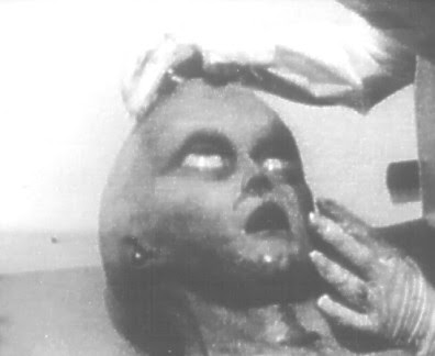 Alien Autopsy (Head Shot)