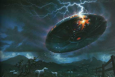 Roswell Flying SAucer
