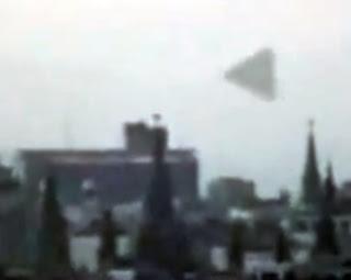 UFO Over Kremlin