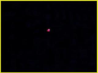 UFO Over Market Drayton, Shrops