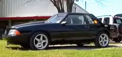 Doug Pelmear's 87 Mustang 110 mpg