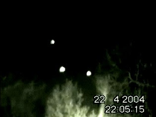UFOs Filmed Above Essex Road (C Res)