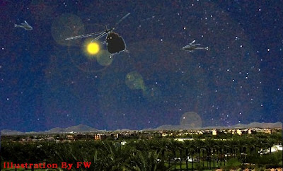 UFO Over Phoenix