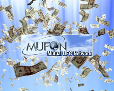 Money Falls From Sky on MUFON
