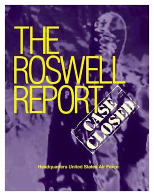 Roswell Report Case Closed