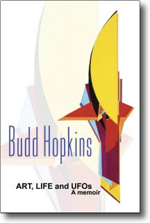 Art, Life and UFOs A Memoir By Budd Hopkins