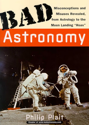 Bad Astronomy By Philip Plait