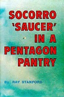 SOCORRO 'SAUCER' IN A PENTAGON PANTRY