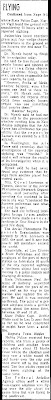 Flying Saucer Expert Checks Socorro Scene (Cont) - Albuquerque Tribune 4-29-1964