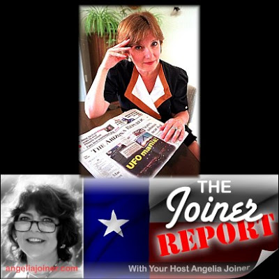 Former Phoenix City Councilwoman, Francis Emma Barwood  Shares Her Insight  On The Phoenix Lights with Guest Host Frank Warren On The Joiner Report