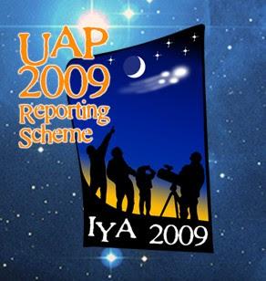 UAP 2009 Reporting Scheme