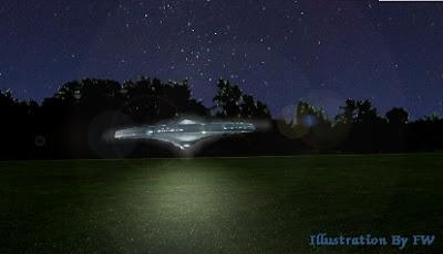 My UFO Experience UFO Seen in Ohio 1961