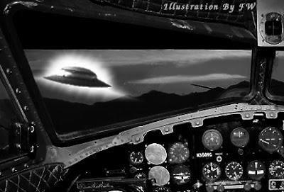 RAF Shot Down UFO