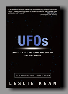 UFOs: Generals, Pilots and Government Officials Go On the Record By Leslie Kean