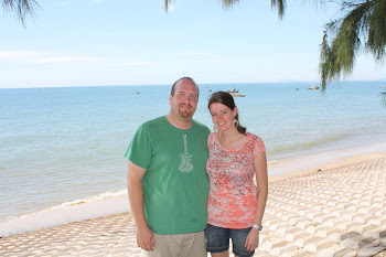 Eric and Karissa in Vietnam