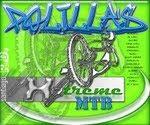 Polillas MTB Extreme Santiago