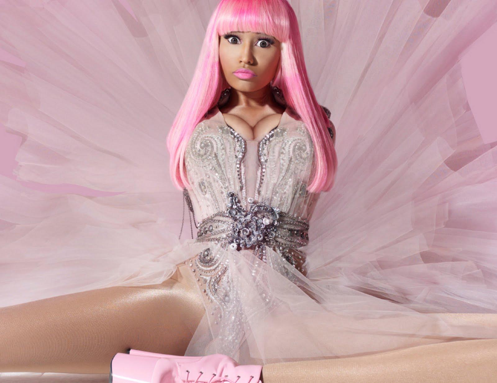 M.A.C Pink Friday Nicki Minaj young teen homemade sex movie