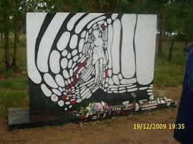 Memorial recordatorio de los Fusilados de Soca